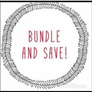 Other - Bundle 10% off of 2 items